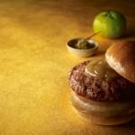 ロッテリアから「豊後牛ハンバーグステーキバーガー」が販売される