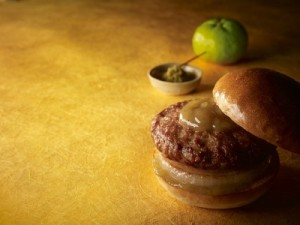 豊後牛ハンバーグステーキバーガー