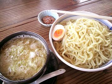 麺屋大谷のつけ麺を食べてみる!!