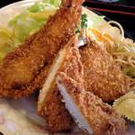 伊勢崎市にあるボリューム満点で美味しい定食『矢嶋食堂』