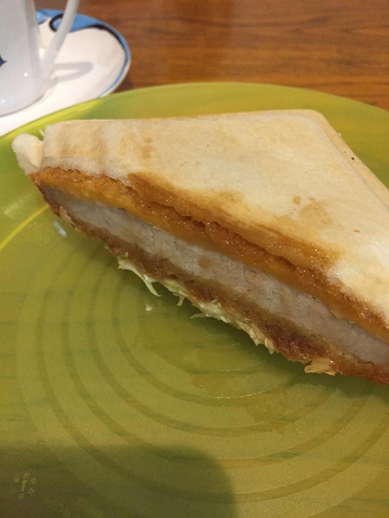 サンドイッチ専門店ハトポ