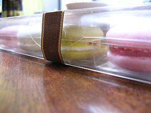 高崎市のケーキ屋さん『パティスリーLienリアン 』のマカロン